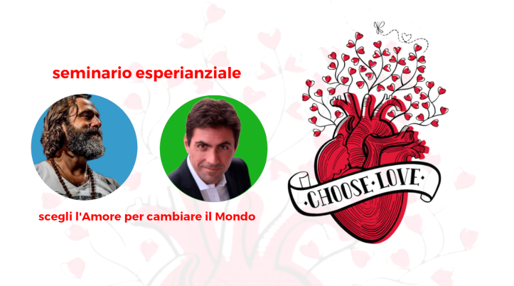 Copertina Choose Love SEMINARI
